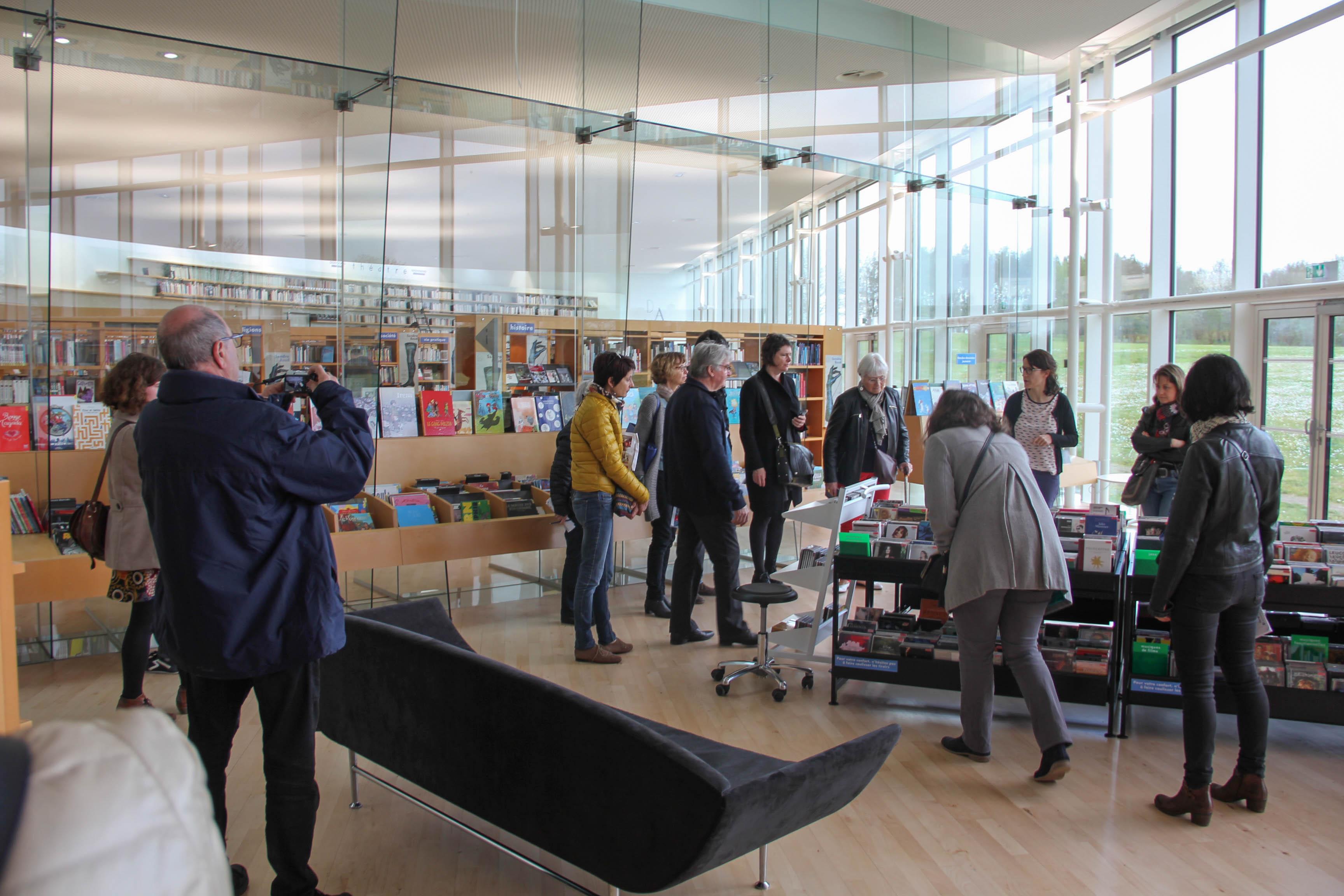 PROGRAMMATION CONCERTEE autour de la future médiathèque Ville des Sorinières