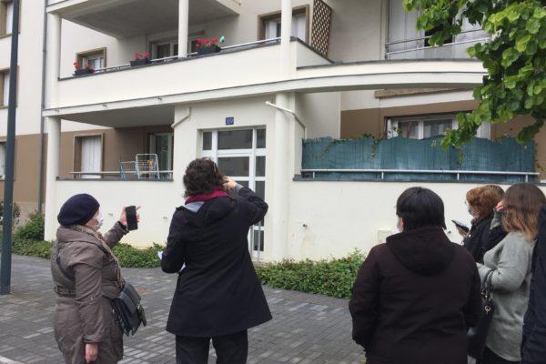 Réhabilitation logements concertation